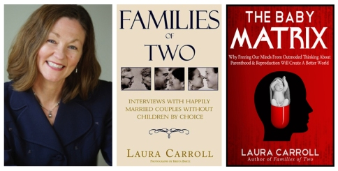 Laura Carroll author and expert on the childfree choice